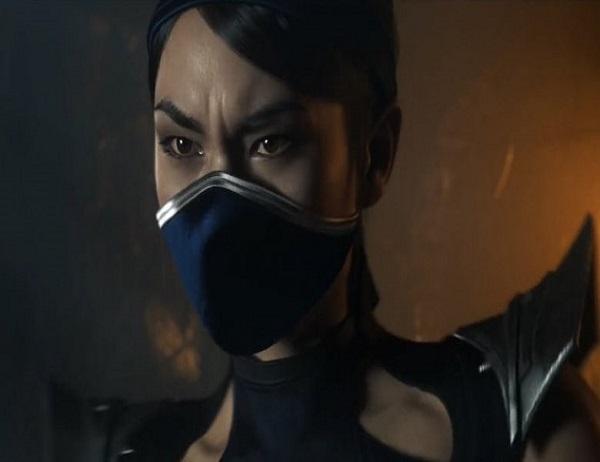 Vídeo confirma Kitana como personagem jogável em Mortal Kombat 11