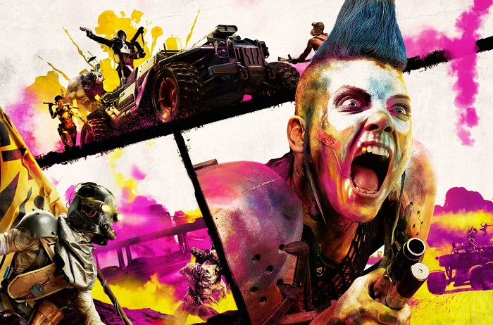 Gameplay de Rage 2