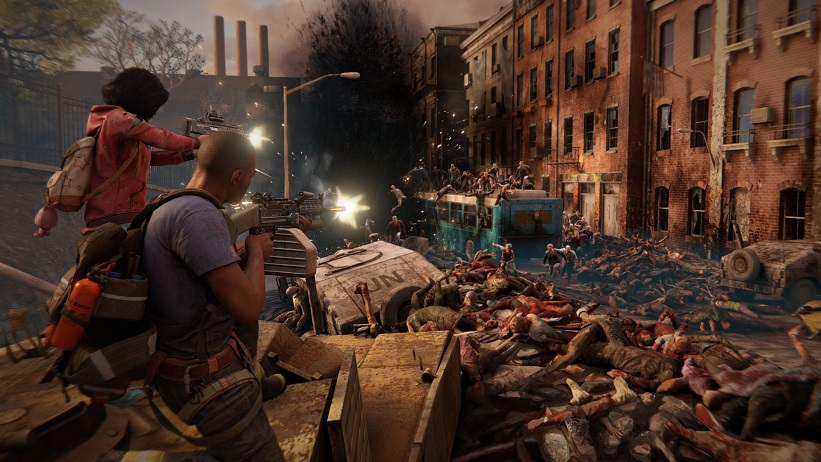 WORLD WAR Z Veja gameplay Inédita do game
