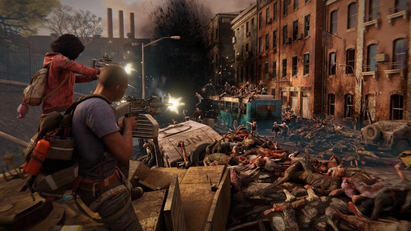 WORLD WAR Z Veja gameplay Inédita do game