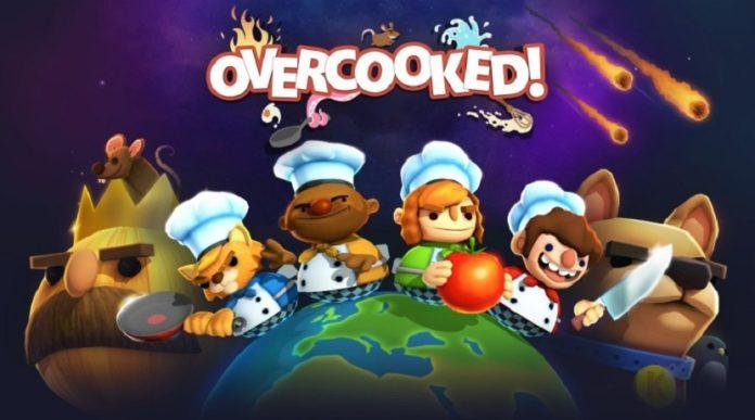 Overcooked é um game divertido para 2 jogadores