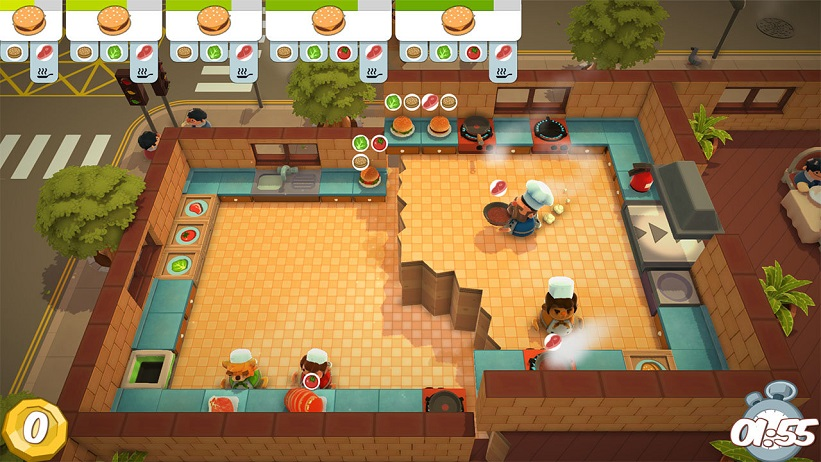 Overcooked ps4