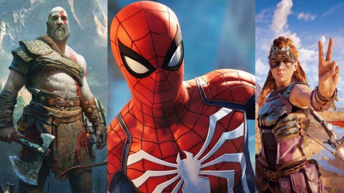 os mais vendidos do PS4