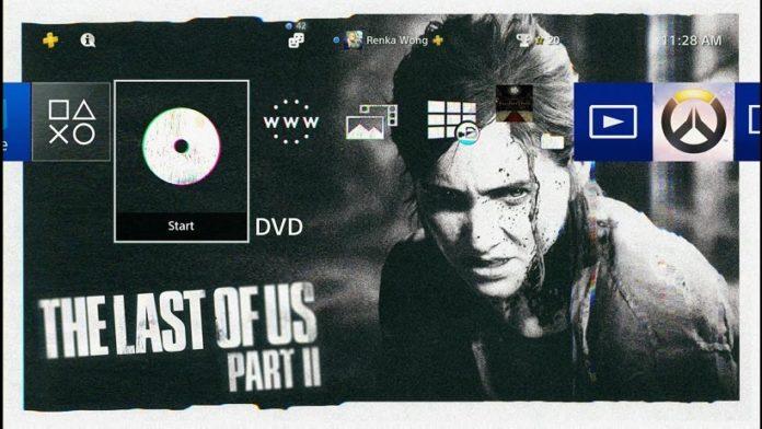 tema The Last of Us 2