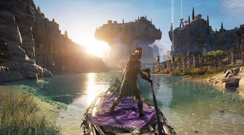 Assassins Creed Odyssey playstation 4