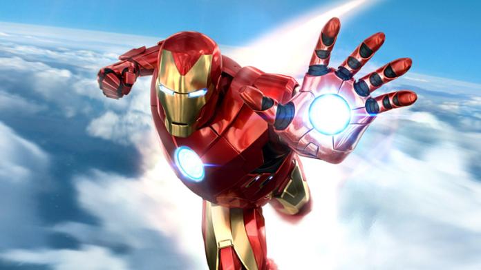 Iron Man VR terá tema exclusivo no PS4