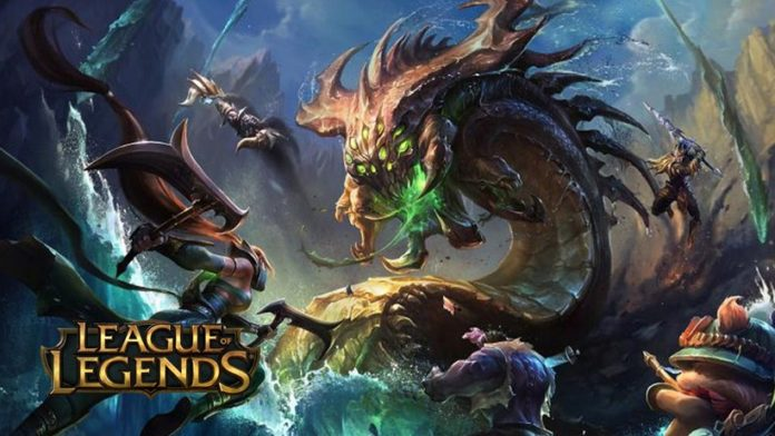 League of Legends para ps4