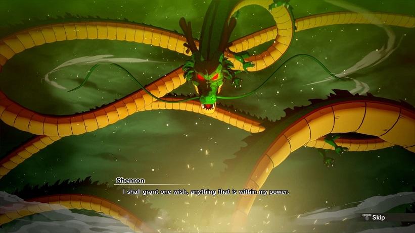 Dragon Ball Z Kakarot Shenlong