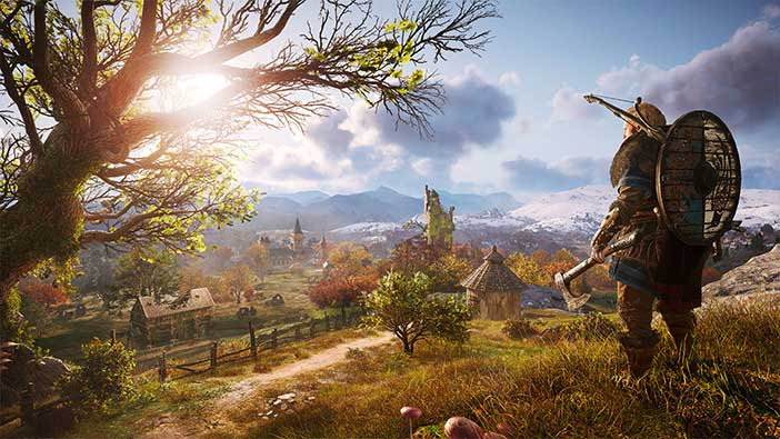 Assassin's Creed Valhalla vikings