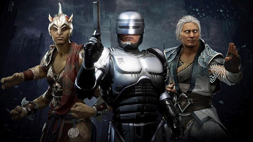 Mortal Kombat 11 Expansão Aftermath já está disponível