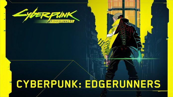 Anime Cyberpunk Edgerunners netflix