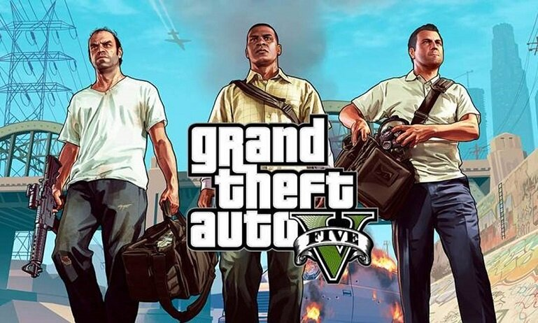 GTA V está gratuito na PlayStation Plus