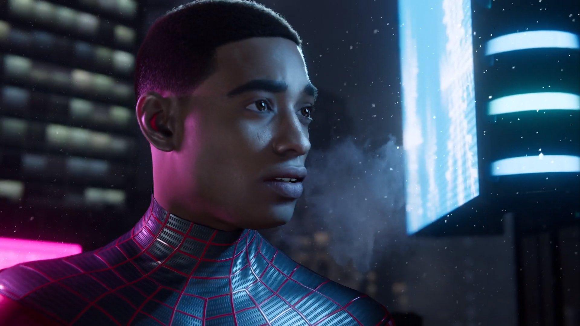 Marvels Spider-Man Miles Morales é uma DLC do primeiro jogo do Spider-Man de 2018