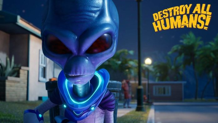 As vendas de Destroy All Humans! surpreende desenvolvedora