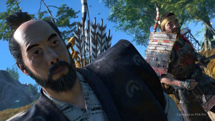 Ghost Of Tsushima é o jogo mais vendido na PlayStation Store americana em julho