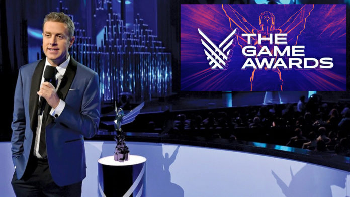 The Game Awards 2020 é confirmado e será totalmente online