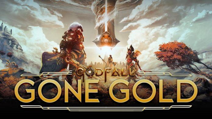 Godfall fase gold