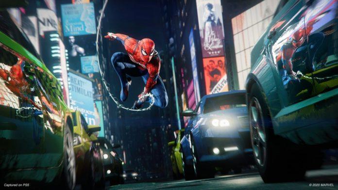 Marvels Spider-Man a 60 FPS no PS5