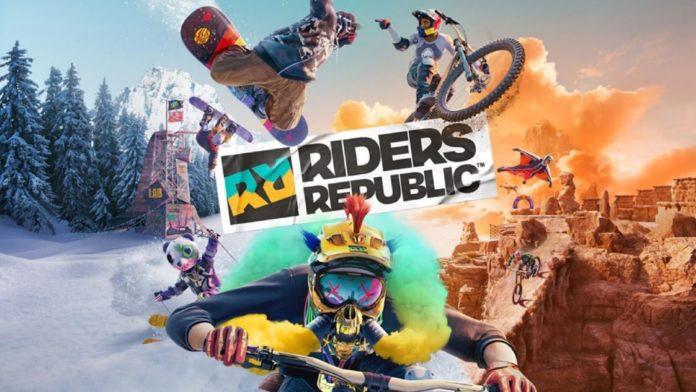 Riders Republic battle royale