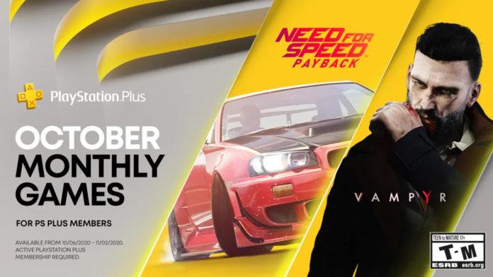 Veja quais são os jogos da PS Plus de outubro