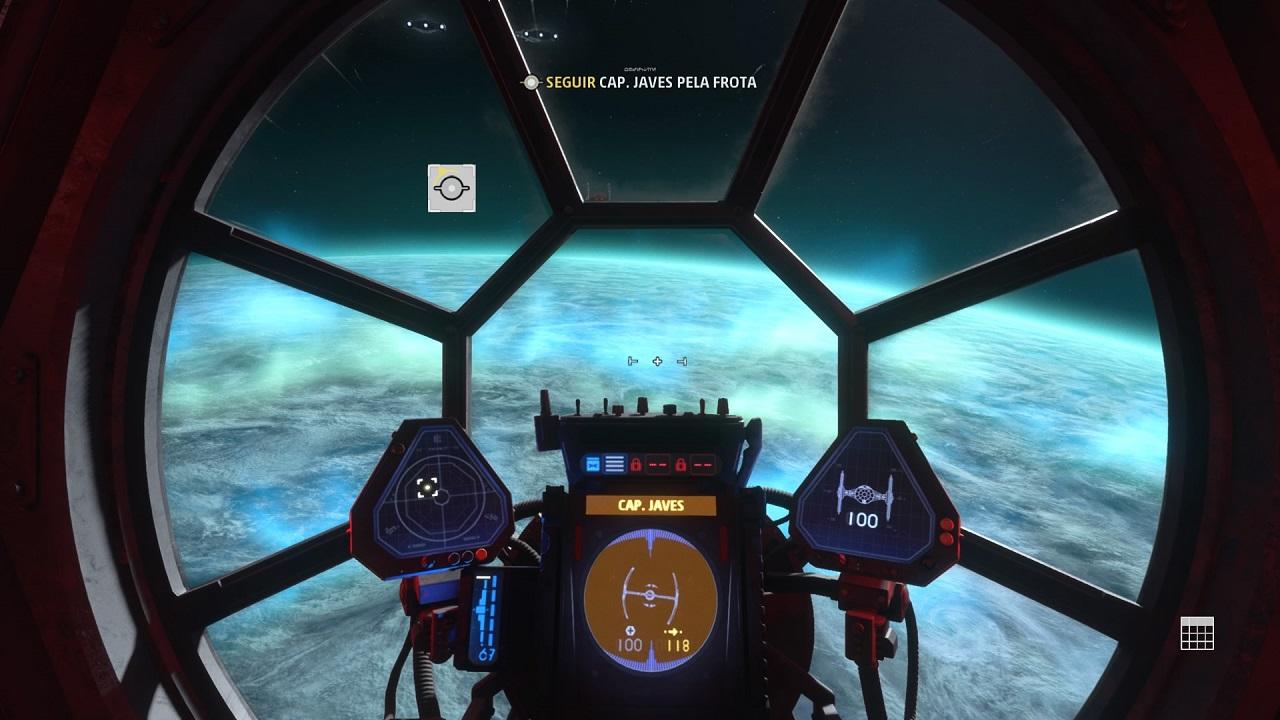 Aliança rebelde Star Wars Squadrons