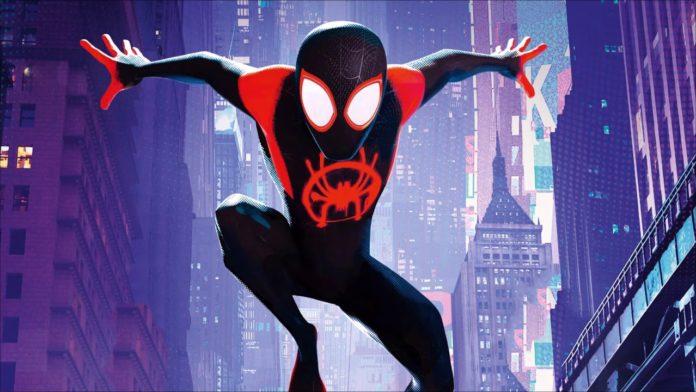 Spider-Man Miles Morales Spider-Verse