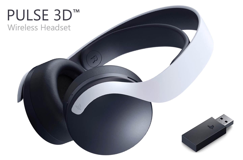 headset Pulse 3D funciona no PS4