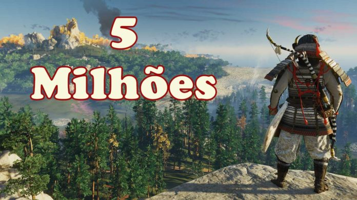 Ghost-of-Tsushima-5-milhoes