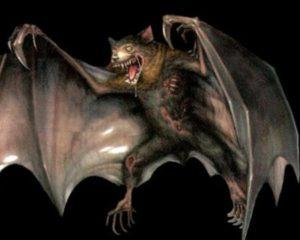 Giant Bat resident evil