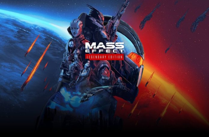 Mass Effect Legendary Edition é anunciado para PS4 e PS5