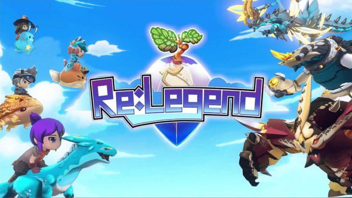 Re Legend PS4