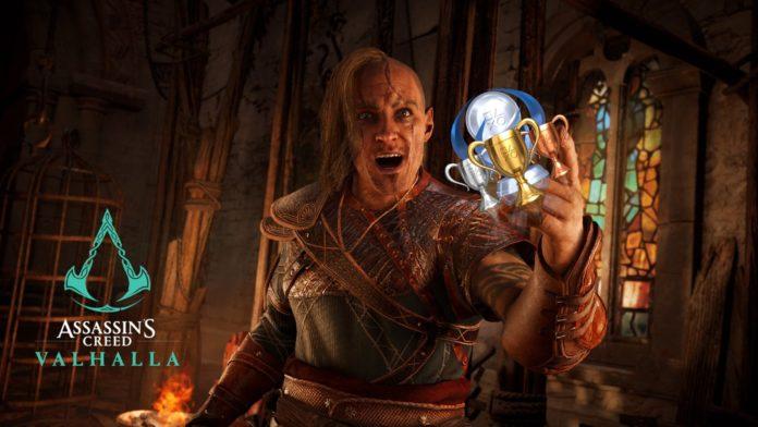 Todos os troféus de Assassin's Creed Valhalla