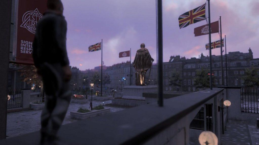 Watch Dogs Legion cidade de londres