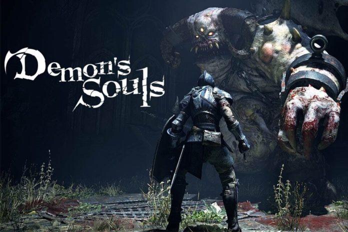 Atualização 1.004 para Demon's Souls
