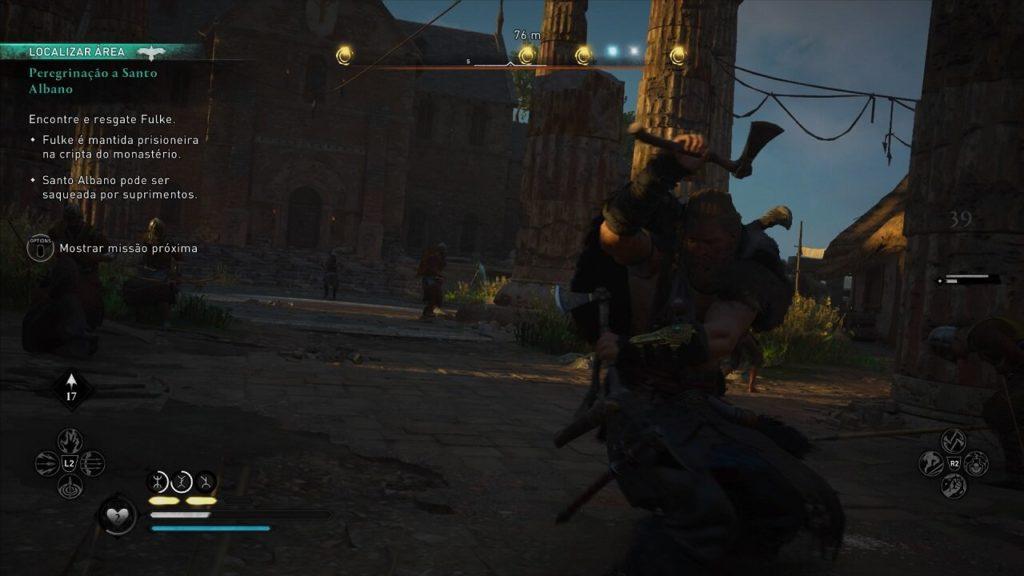 Finalização Assassin's Creed Valhalla