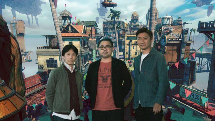 Keiichiro Toyama, Junya Okura e Kazunobu Sato