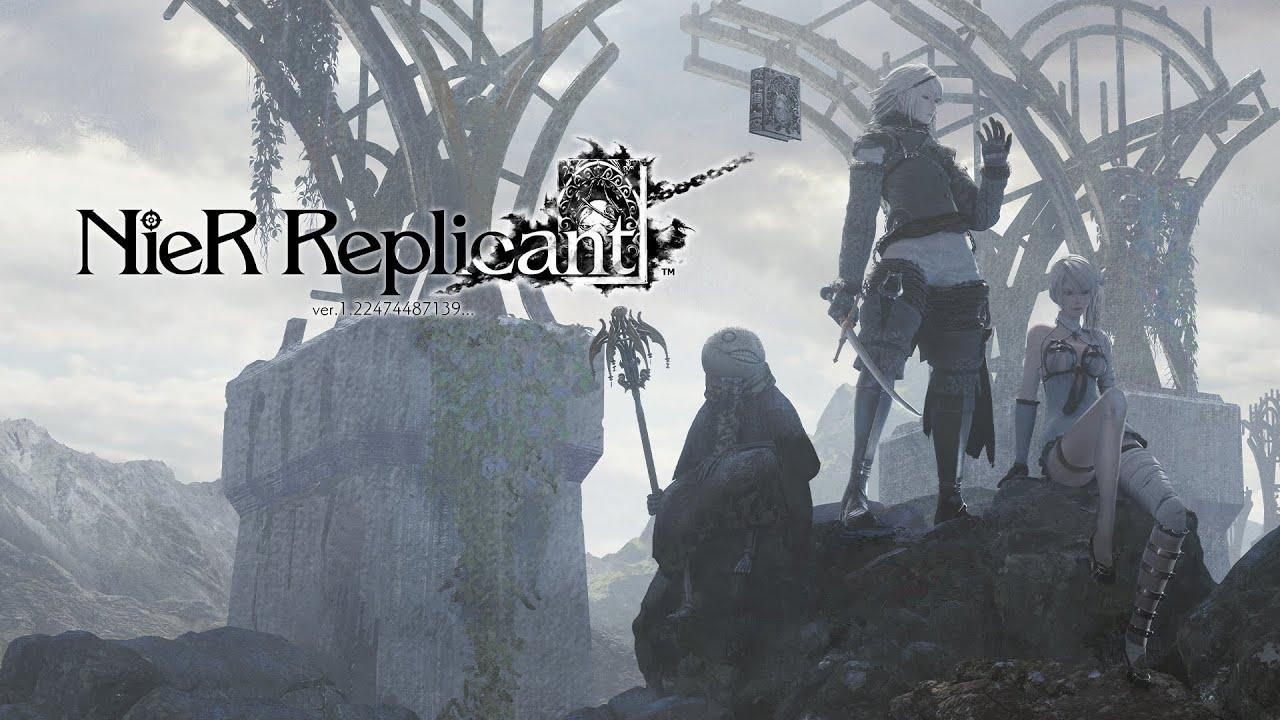 NieR Replicant vai receber trailer durante o The Game Awards