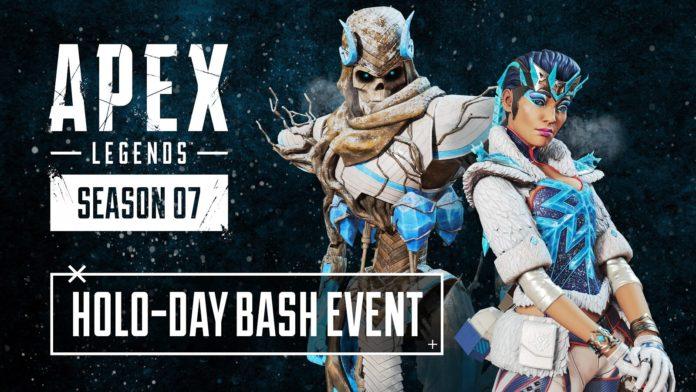 Apex Legends com o evento batida festiva 2020