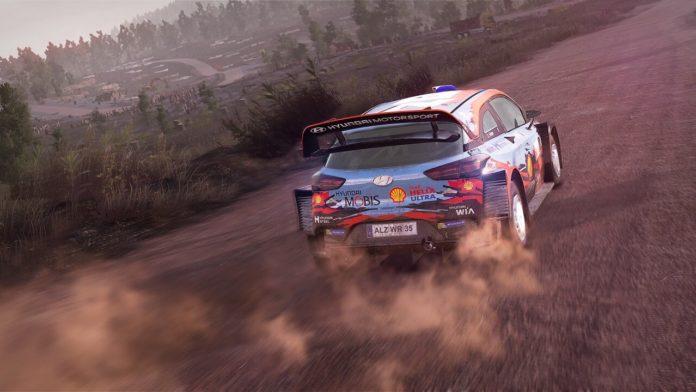 WRC 9 Nova atualização