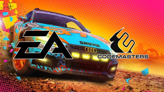 codemasters ea