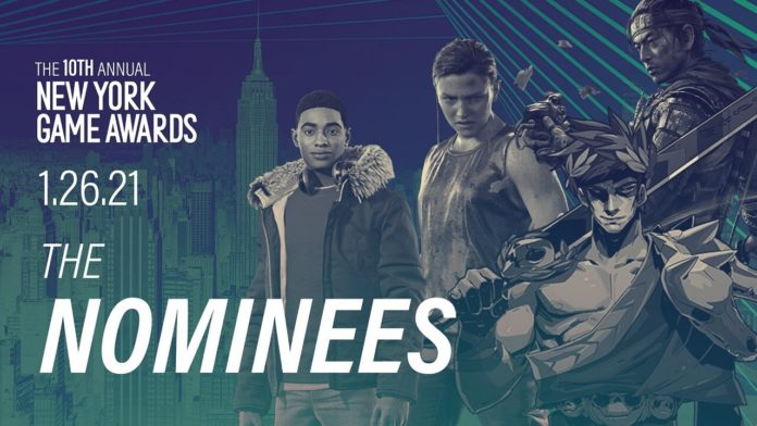 The New York Game Awards 2021