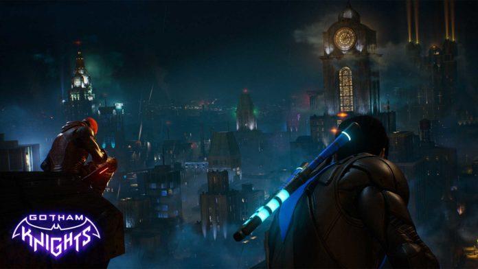 Gotham Knights ganha novas imagens