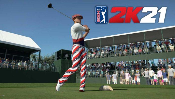 PGA Tour 2K21 vendeu cerca de 2 Milhões de unidades