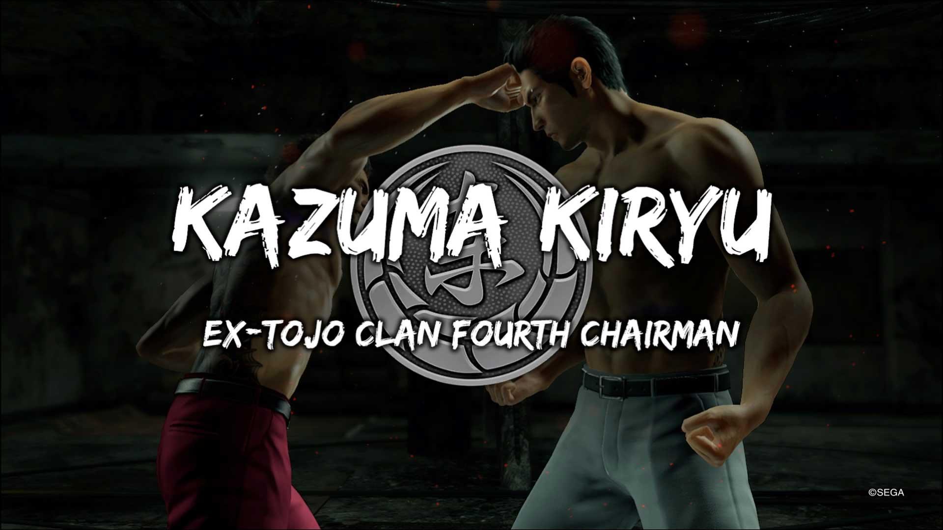 Yakuza Like a Dragon Boss-Fight