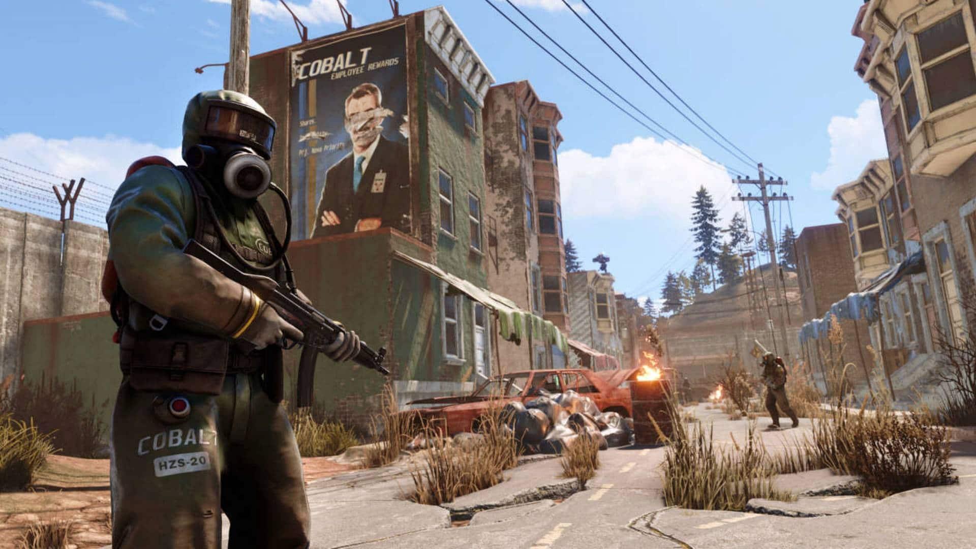 Rust: Console Edition deve ser lançado até junho desse ano
