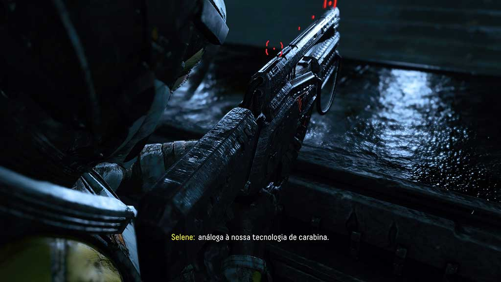 returnal carabina